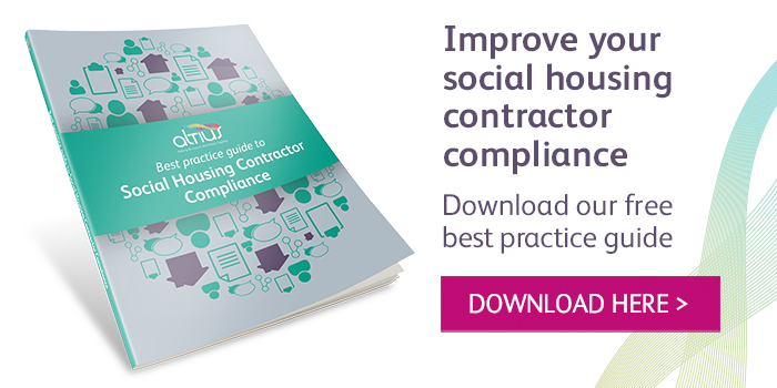 Download the Best Practice Guide to Social Housing Contractor Compliance