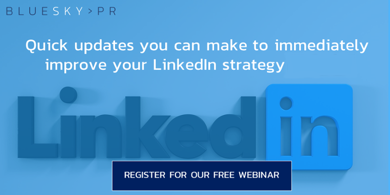 Quick updates you can make to immediately improve your LinkedIn strategy for 202