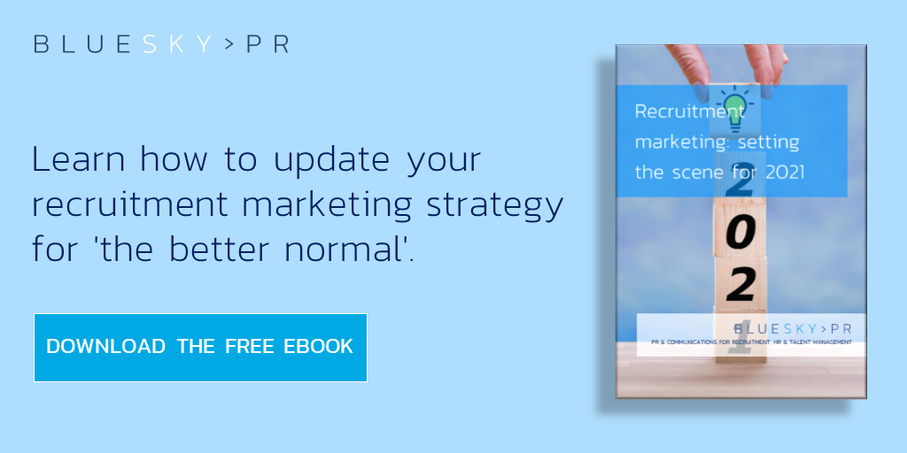 Update your recruitment marketing strategy