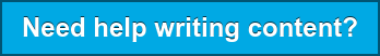 Need help writing content?