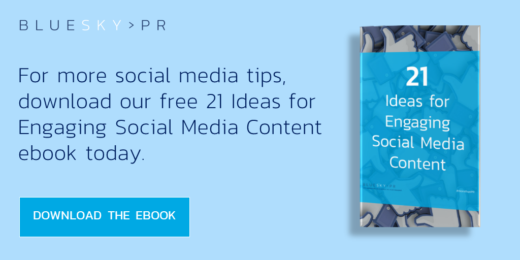 21 ideas for engaging social media content