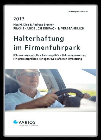 Praxishandbuch Halterhaftung im Firmenfuhrpark