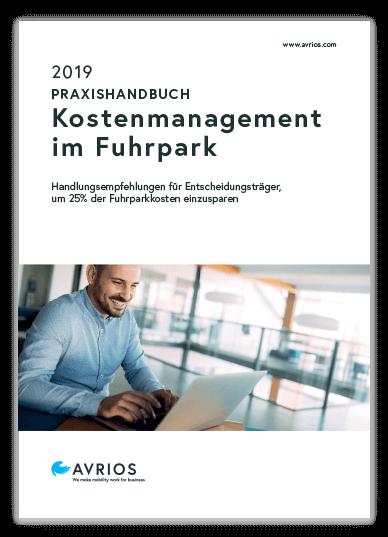 Praxishandbuch Kostenmanagement im Fuhrpark