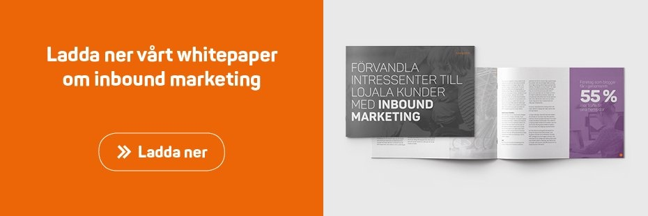 Whitepaper inbound marketing