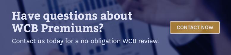 WCB Premiums