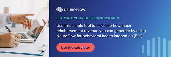 Estimate Your BHI Reimbursement