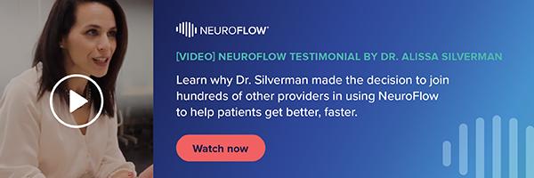 NeuroFlow Testimonial by Dr. Alissa Silverman