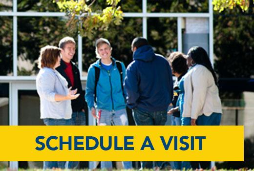 Schedule a visit at Spring Arbor University