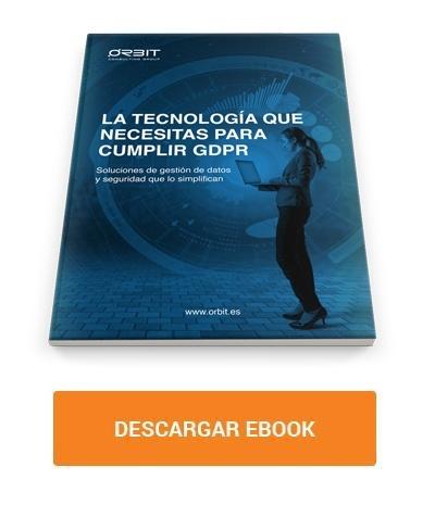 tecnologia GDPR
