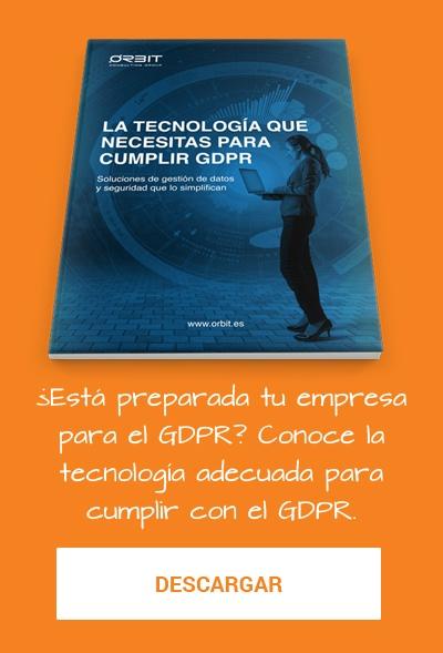 eBook La tecnología que necesitas para cumplir la GDPR BLOG VERTICAL