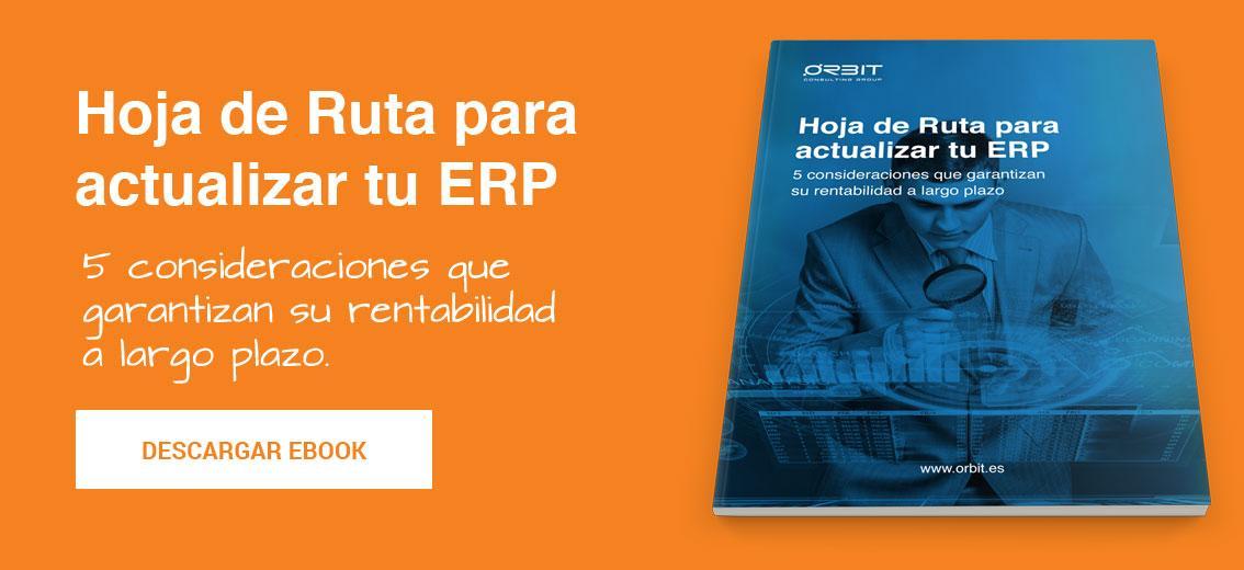 Hoja de ruta para actualizar tu ERP