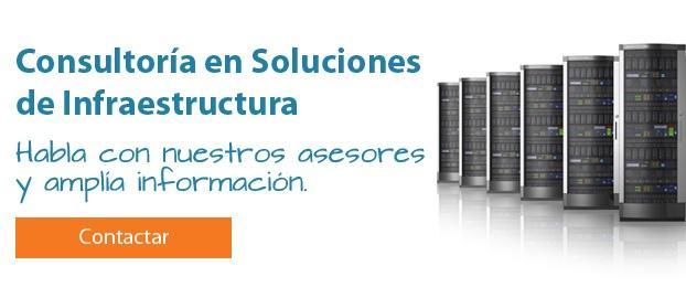Soluciones de Infraestructura