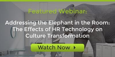 HR Transformation Webinar
