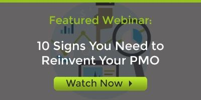 10 Signs PMO Need Reinventing