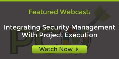 Security Management and Project Delivery