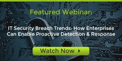IT Security Breach Trends Webinar