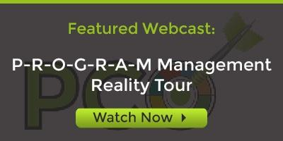 Program Management Reality Tour