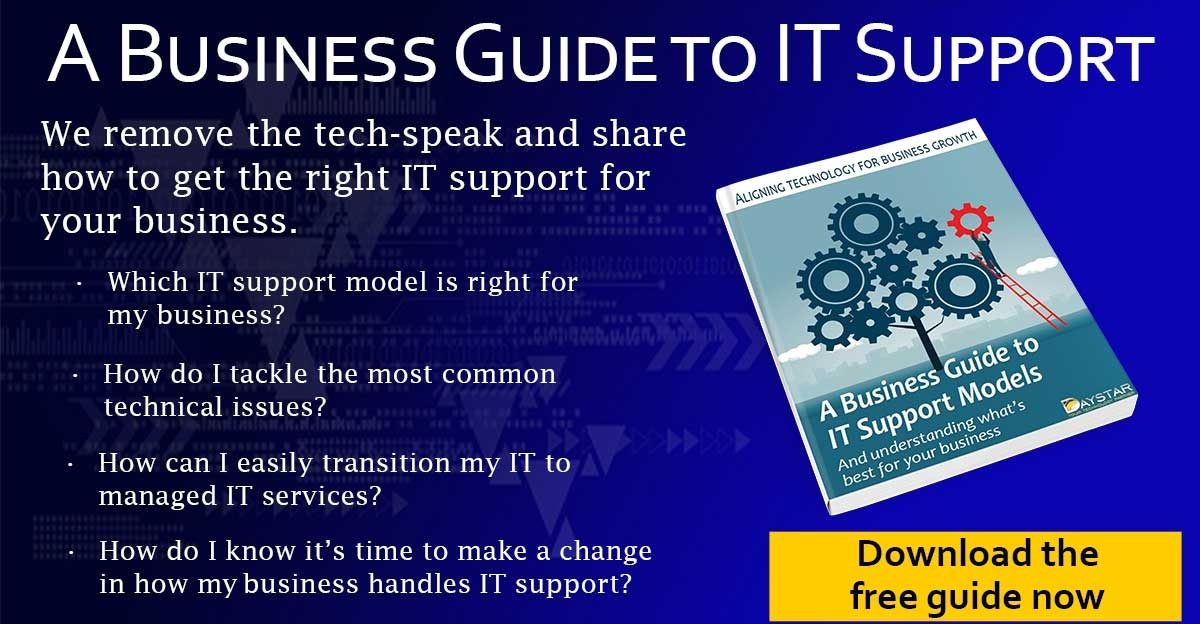Business Guide to IT Support