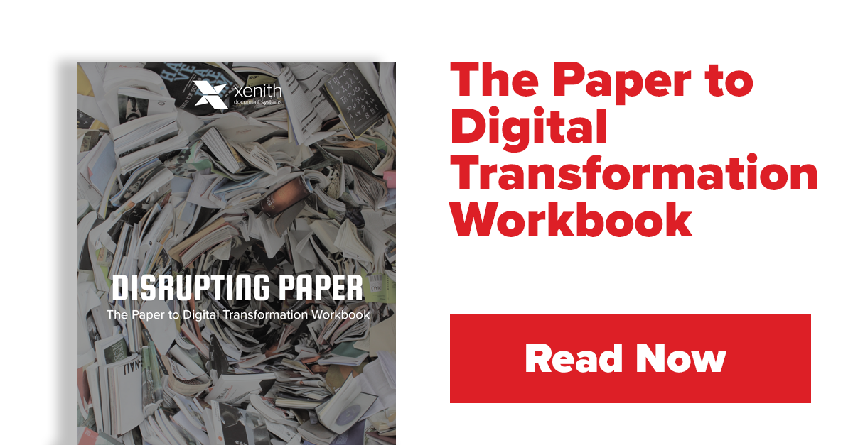 Paper to Digital Transformation Workbook