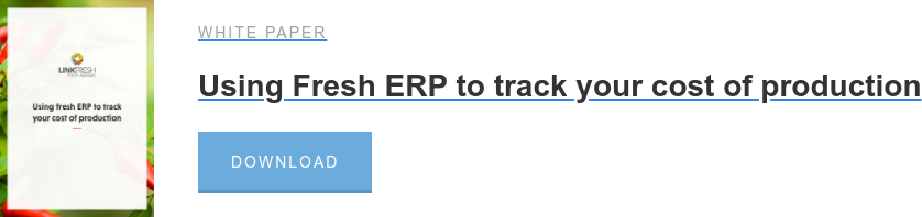 White Paper  Using Fresh ERP to track your cost of production Download