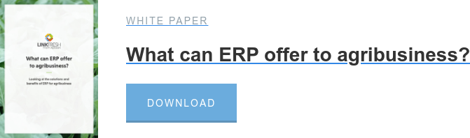 White Paper  What can ERP offer to agribusiness? Download