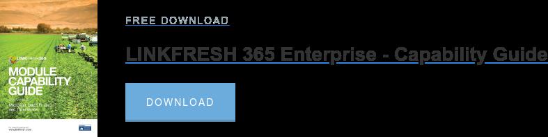 Free download  LINKFRESH 365 Enterprise - Capability Guide Download