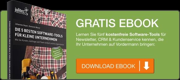 Download eBook mit 5 kostenfreien Software-Tools für Newsletter, CRM und Kundenservice
