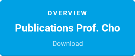 Overview  Publications Prof. Cho  Download