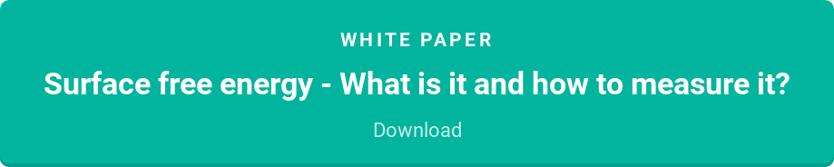 White paper  Surface free energy - What is it and how to measure it?  Download