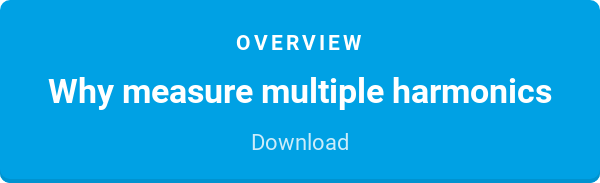 Overview  Why measure multiple harmonics  Download