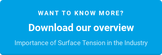 Overview  Importance of surface tension in the industry  Download