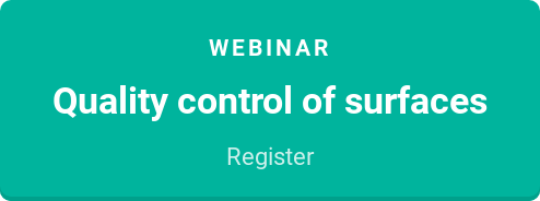 Webinar  Quality control of surfaces  Register