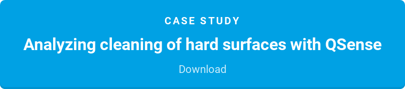 Case study  Analyzing cleaning of hard surfaces with QSense  Download
