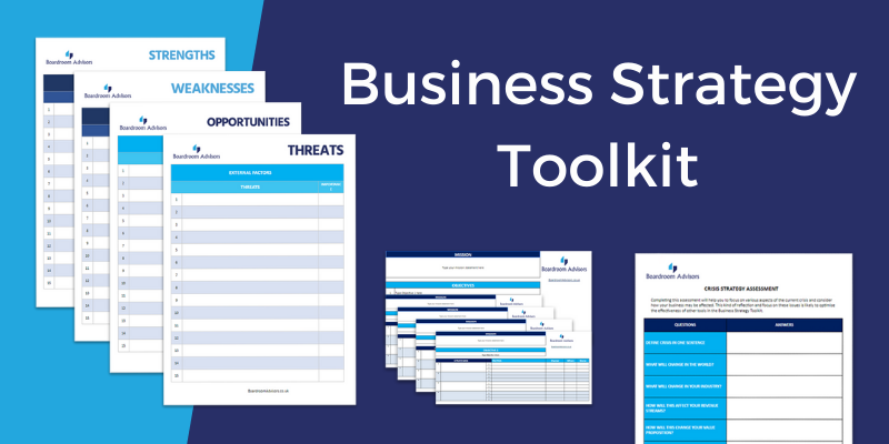 Download the Business Strategy Toolkit