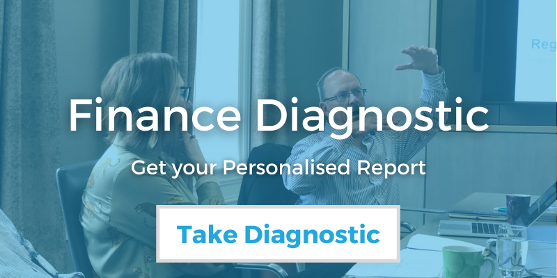 Complete the Finance Diagnostic