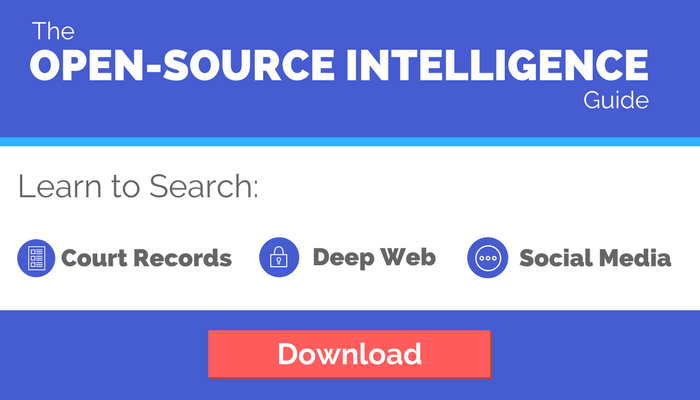 Download the Open Source Intelligence Guide