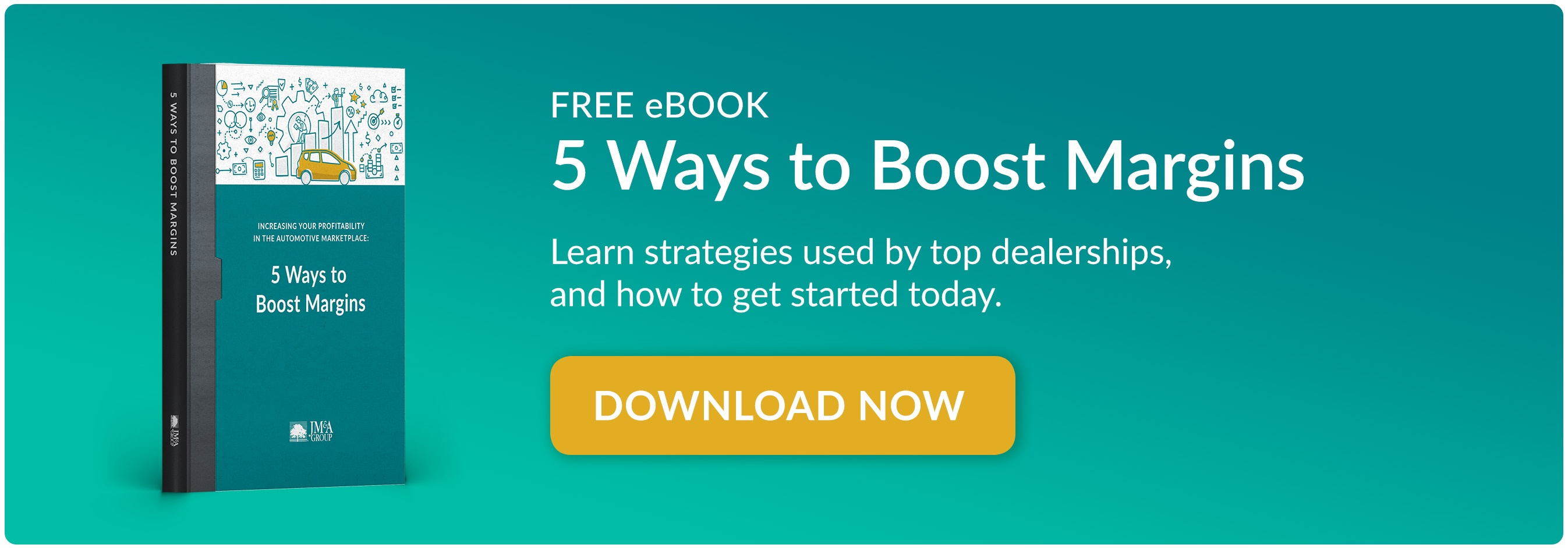 Free eBook - 5 Ways to Boost Margins