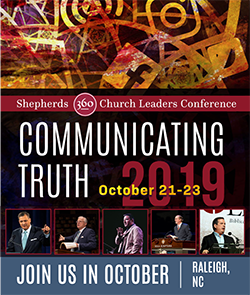 communicating truth conference invitation 2019