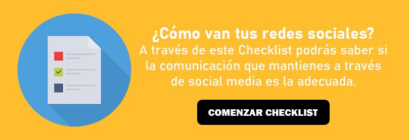 Haz Checklist Social Media