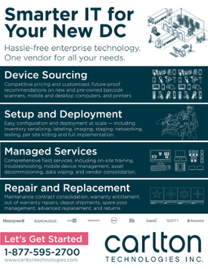 smarter it for your new dc carlton technologies