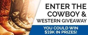 Cowboy & Western Giveaway