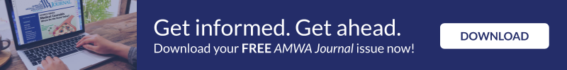 Download your free issue of the AMWA Journal now!