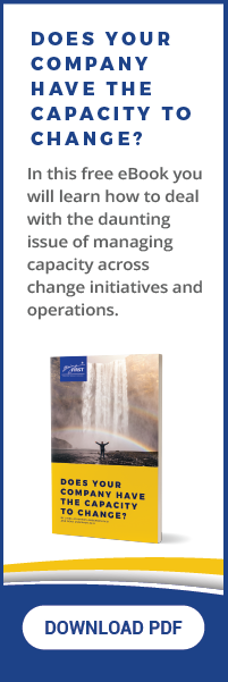 Free Resource: Does Your Company Have the Capacity to Change