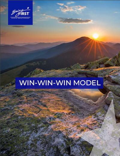 Download the Win-Win-Win Co-Creative Model