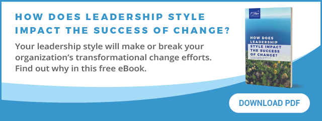 Free Resource: How Does Leadership Style Impact the Success of Change?