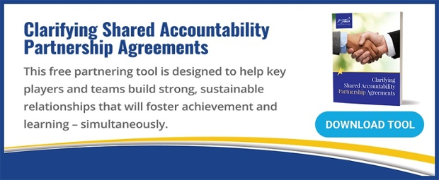 Clarifying Shared Accountability Partnership Agreements - Download the free tool here!