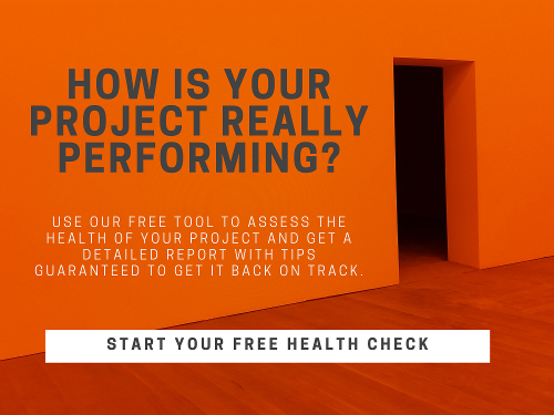 Project health check tool