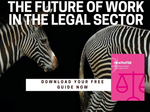 The Future of Work in the Legal sector
