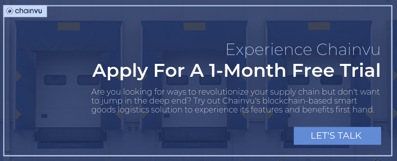 Apply for Chainvu Trial
