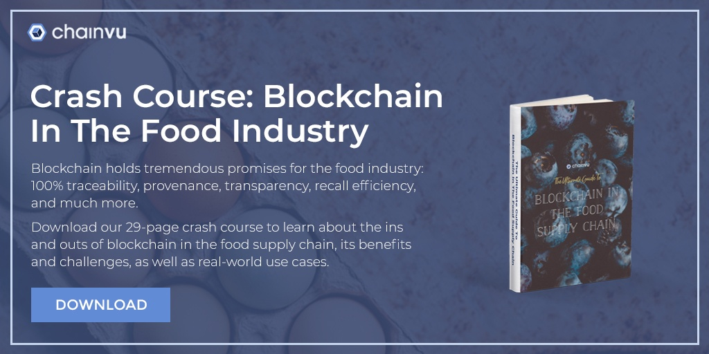 Download the Ultimate Guide to Blockchain in the Food Supply Chain
